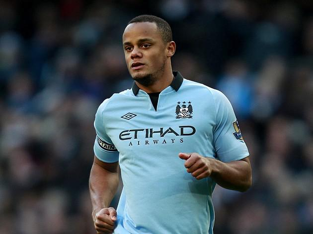 Manchester City captain Vincent Kompany dismisses netting idea