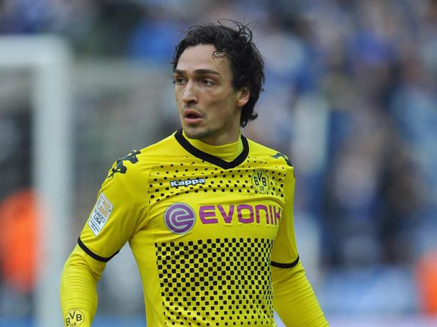 Manchester United Target Mats Hummels Wanted By Man City