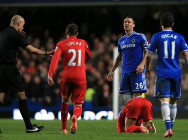 Liverpool vs Chelsea: How refereeing decisions are affecting the highest level of club football