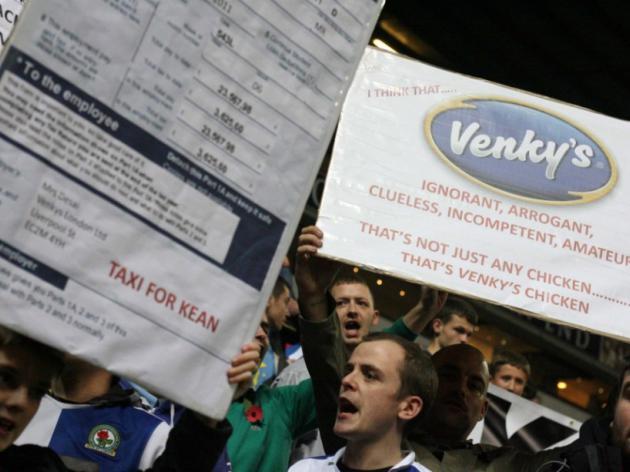 Venky's deny Blackburn sale