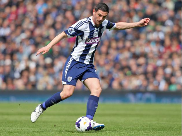 Dorrans signs new deal at West Brom