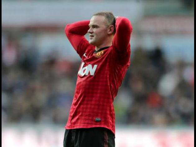 Manchester United Striker Wayne Rooney out for further two weeks