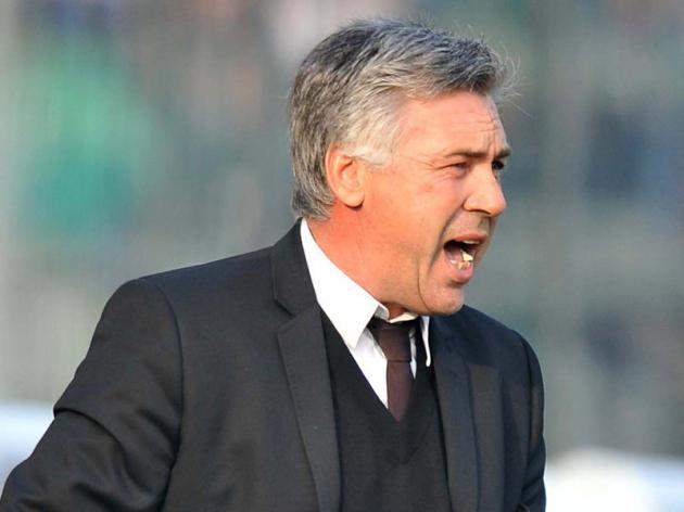 Carlo Ancelotti happy to finally join Real Madrid