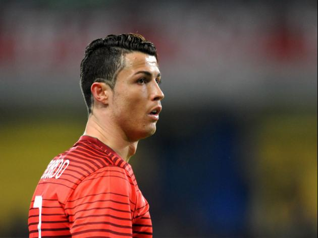Ronaldo and Pepe to miss Portugals Greece warm-up