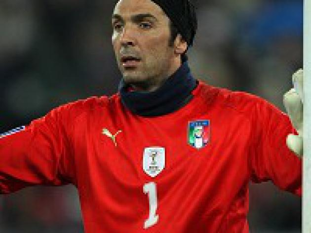 Buffon facing four-month lay-off