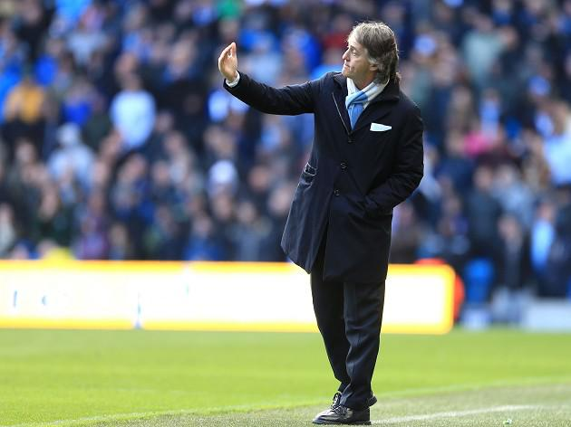Mancini coy on summer plans