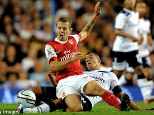 Tomas Rosicky hails Arsenal team-mate Jack Wilshere