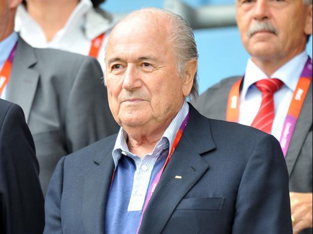 FIFA 'won't change under Blatter'
