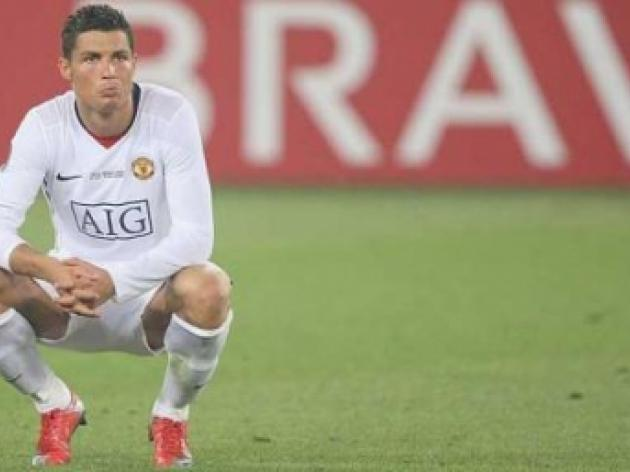 Cristiano Ronaldo next on Real Madrid's list of targets after Kaka
