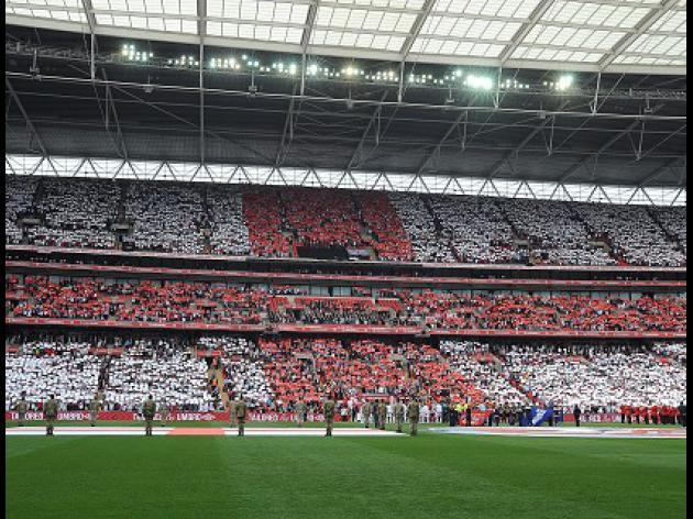 UEFA look into England 'pitch invasion'