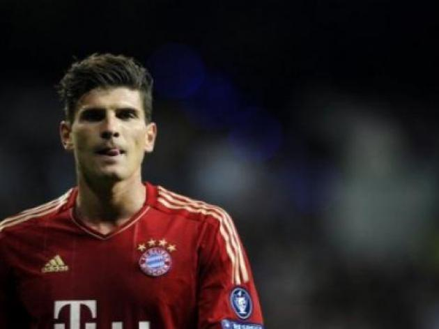 Chelsea look to bring in Bayern striker Mario Gomez