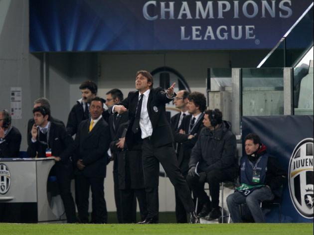 Conte set for talks on Juventus future