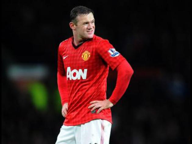 Injured Rooney misses cup clash