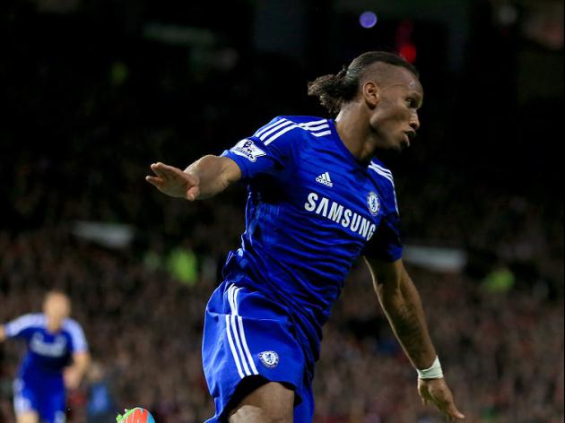 Cahill: Drogba is back to his best