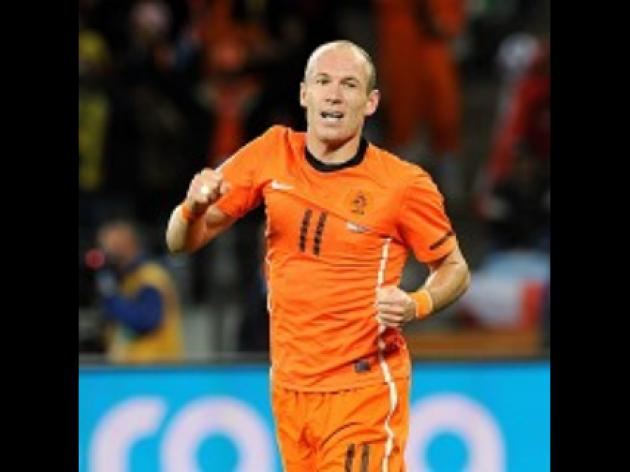 Robben happy to win ugly