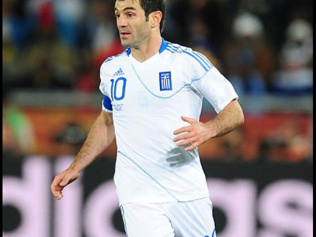 Karagounis keen on good start