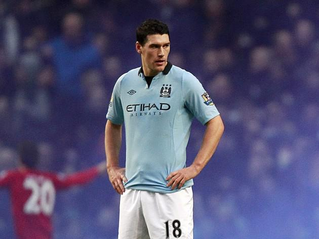 FA charge Manchester City midfielder Gareth Barry
