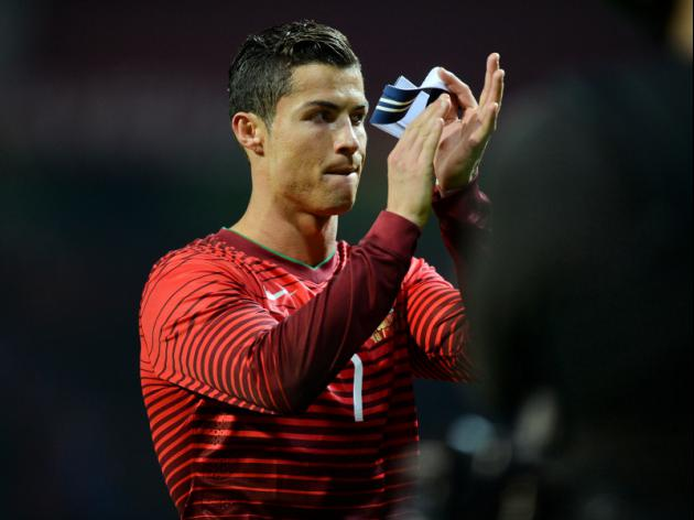 Ronaldo named Portugals player of the century