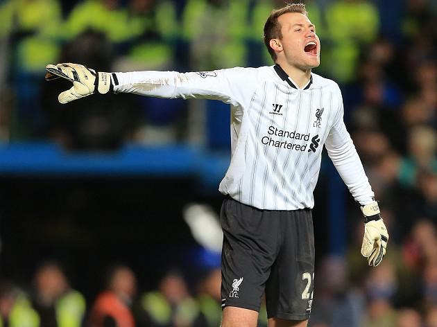 Mignolet takes rough with smooth