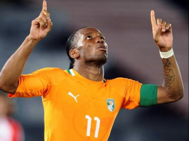 Didier Drogba decision to retire internationally from Ivory Coast down to trust