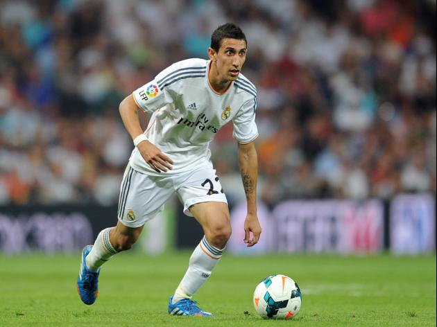 Di Maria misses first leg against Dortmund