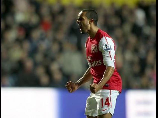 Redknapp wants to be reunited with Walcott at Spurs
