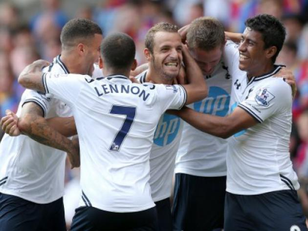 Spurs V Swansea at White Hart Lane : LIVE