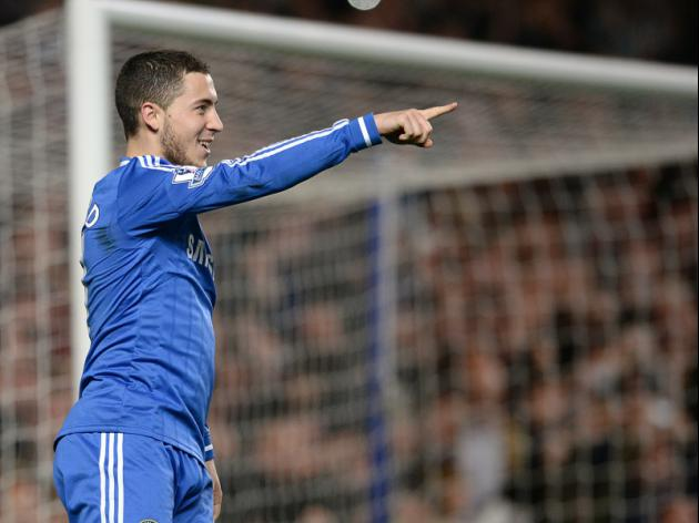 Chelsea sweating on fitness of winger Eden Hazard