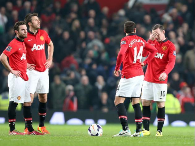 Rebuilding United will take time, warns Moyes