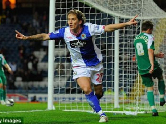 Blackburn 5 Peterborough 2: Big Sam and Rovers enjoy first-rate night