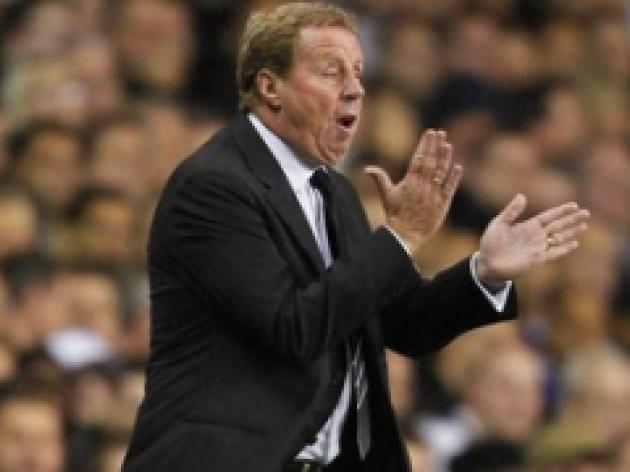 Redknapp vows to attack in Italy