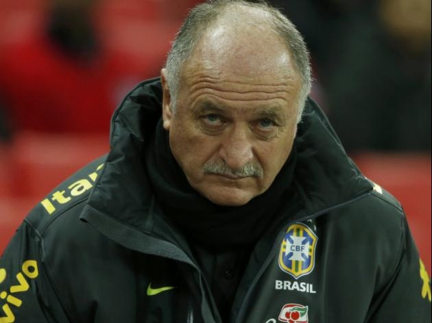Scolari set to unveil winning permutation