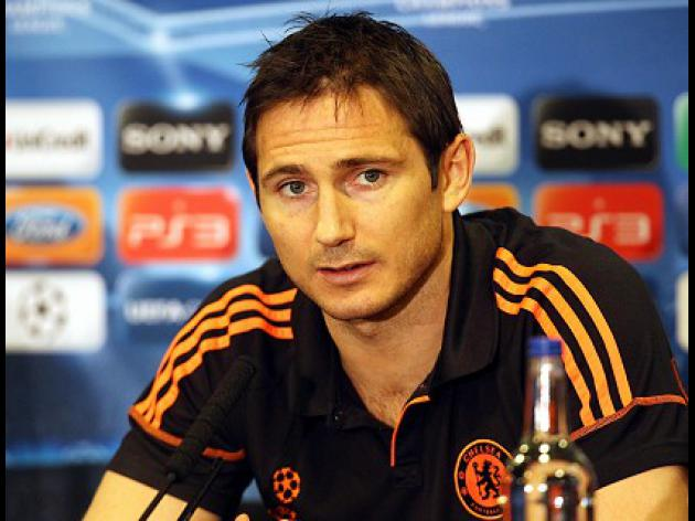 Lampard wants to end career at Chelsea