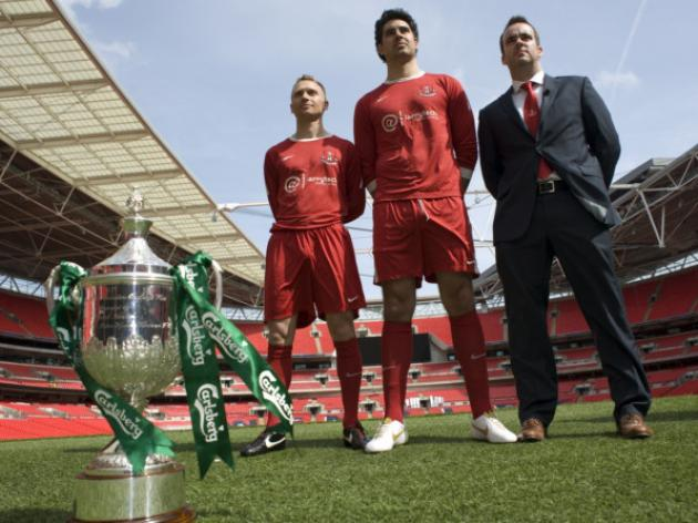 Sunday League team estimated to sell 15,000 tickets for Wembley Cup final