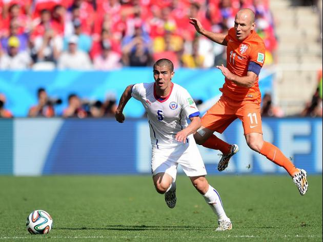 Robben defends his actions