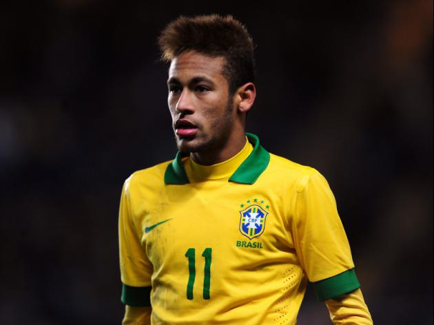 Word Cup 2014 - 71 days to go: Players - Neymar
