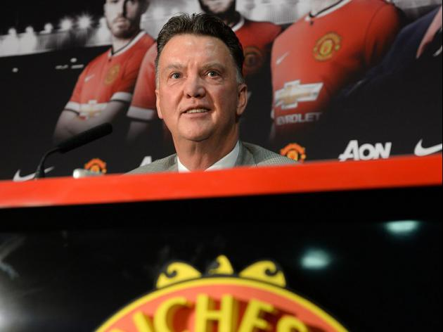 Van Gaal faced with difficult task