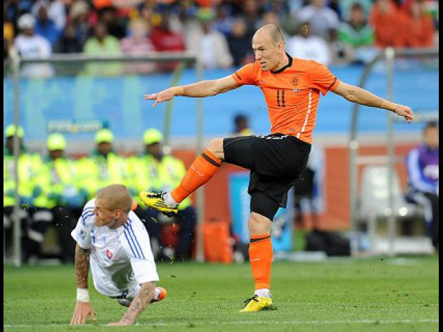 Robben - I will get better