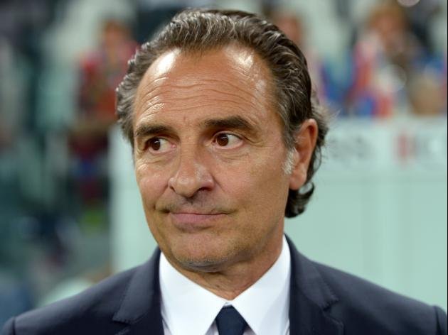 No World Cup dream till after group phase: Prandelli