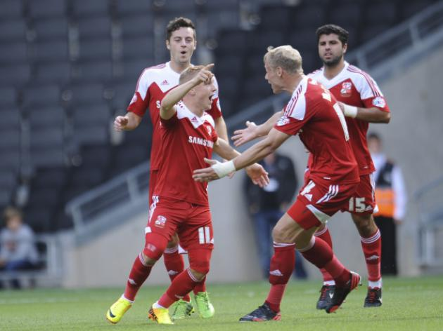 Swindon 2-1 Peterborough: Match Report