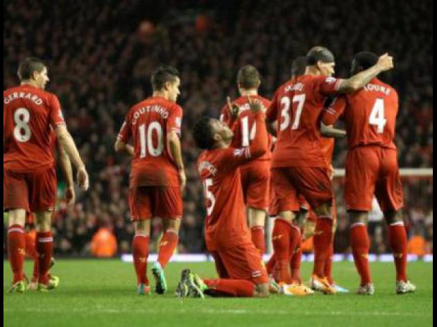 Liverpool 5-1 Arsenal: Match Report