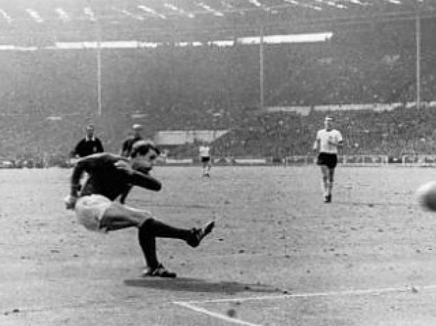 The Ten best England goals of all time: 1 - Geoff Hurst v Germany