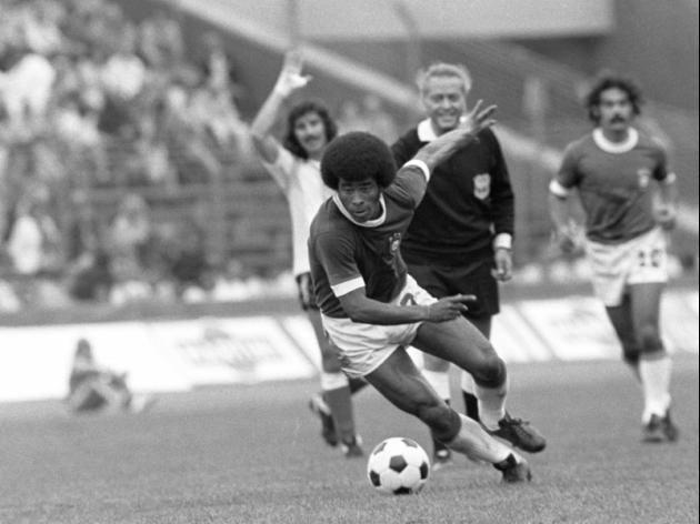 Brazils 1970 legend Jairzinho seeks future stars