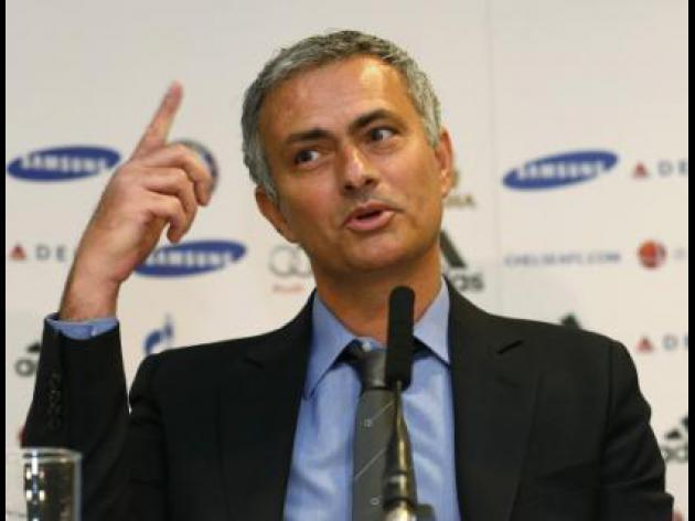 Jose Mourinho to target four trophies for Chelsea