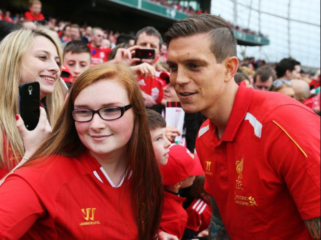 Daniel Agger could be the surprise replacement for Vermaelen