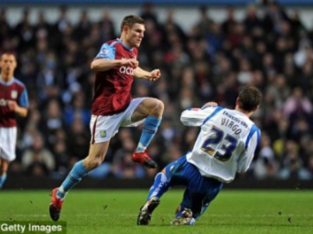 Aston Villa to hold talks with Milner over new contract for midfield star