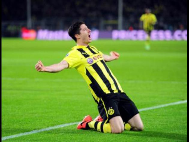 Lewandowski - Dortmunds want-away hot-shot