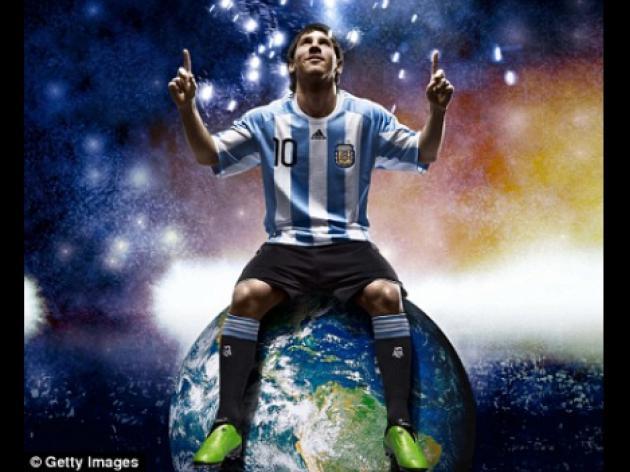 Maradona II: Beckham hails Argentina's awesome 'new Diego' Messi