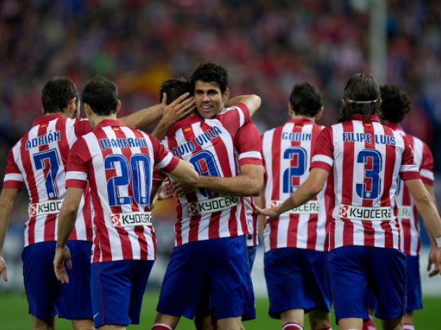 Atletico look to seal knockout spot, English duo to beat German rivals