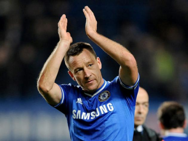 Terry to remain true Blue